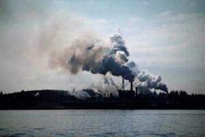 Verschmutzung