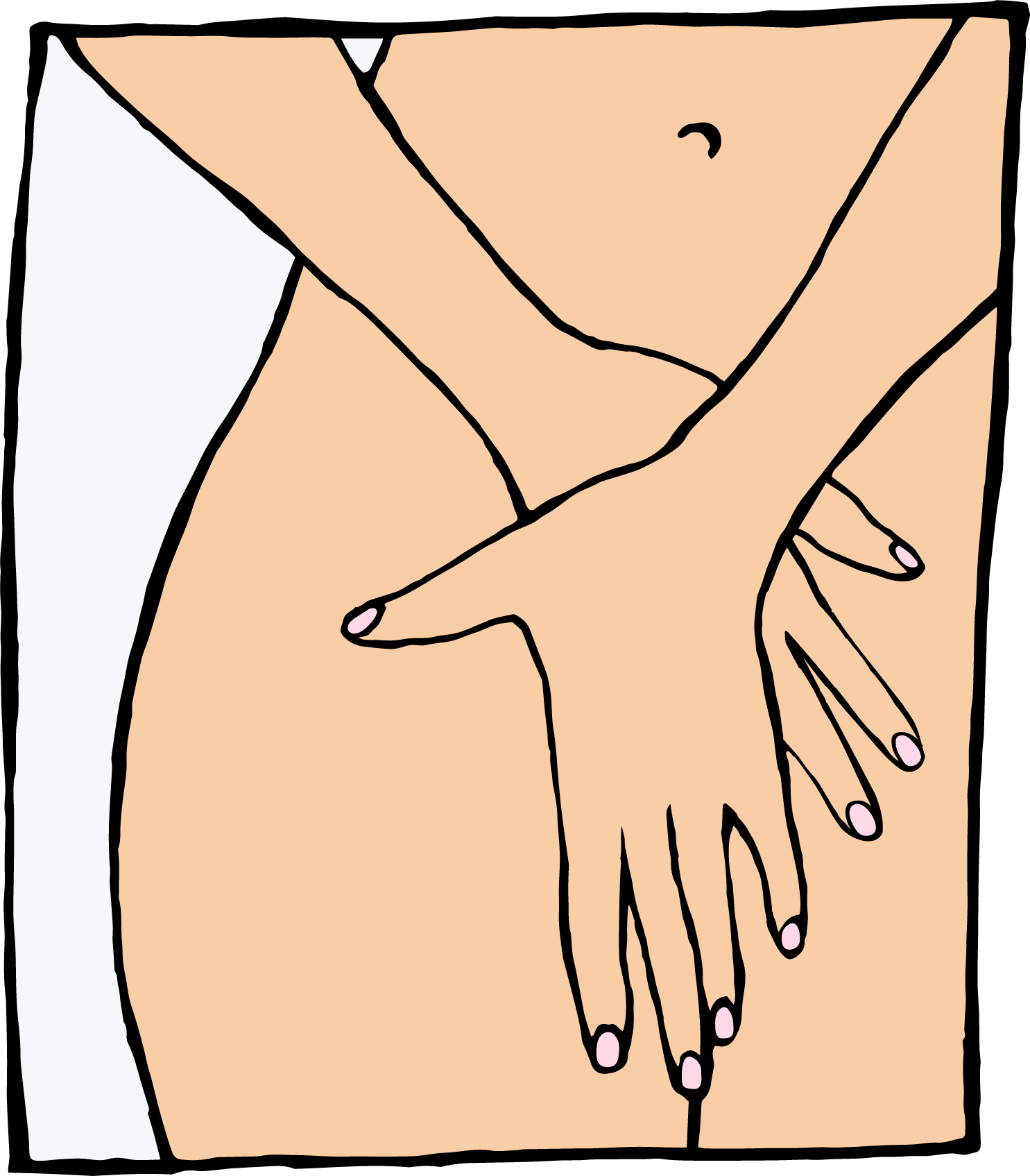 Vagina, Klitoris, Schamlippen