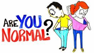 abnormal sein