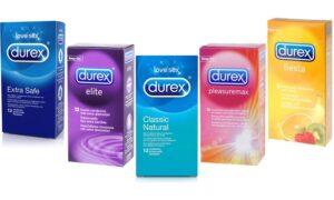 Kondom Sorten